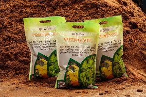4 - Potting Soil